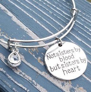 Jewelry - Friend bracelet, bangle, charm bracelet, sisters